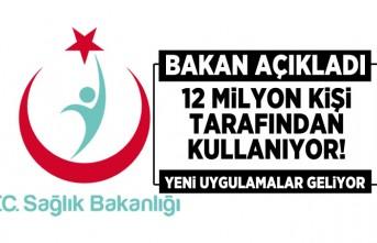 Sağlık Bakanı Koca'dan e-Nabız açıklaması! 'Hayatı kolaylaştıracak'