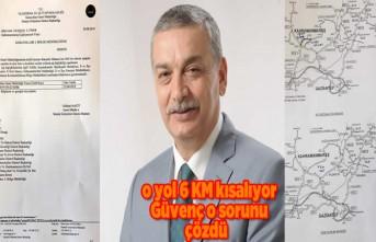 DULKADİROĞLU-ÇAĞLAYANCERİT KARAYOLU PROJESİ KABUL EDİLDİ!