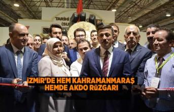 İzmir'e Maraş Dondurması ile damga vurduk