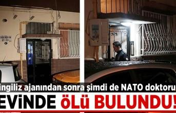İngiliz ajanından sonra şimdi de NATO doktoru evinde ölü bulundu!