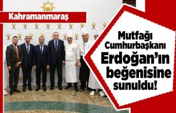 100. yıl etkinliklerinden sonra o değer Cumhurbaşkanı Erdoğan'a sunuldu!