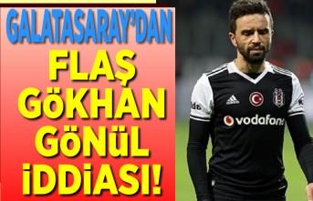 Galatasaray'da flaş Gökhan Gönül iddiası!