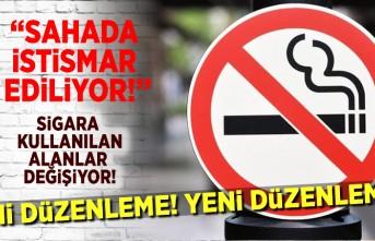 Sağlık Bakanı Koca sigara içilebilir alanlar hakkında yeni bilgi paylaştı!