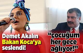 Demet Akalın, Sağlık Bakanı Fahrettin Koca'ya seslendi!