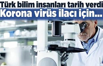 Türk bilim insanları tarih verdi! Korona virüs ilacı için...