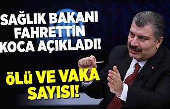 Sağlık Bakanı Fahrettin Koca açıkladı!
