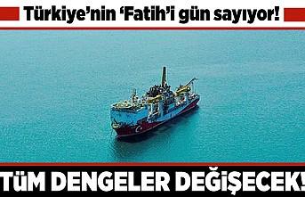 Türkiye'nin 'Fatihi' gün sayıyor! Tüm dengeler değişecek!