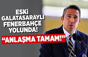 Fenerbahçe'den flaş transfer!