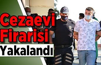 Kahramanmaraşta cezaevi firarisi yakalandı
