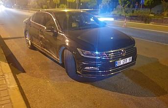 Nazilli'de aranan şüpheli polislerden kaçamadı
