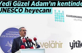 Yedi Güzel Adam'ın kentinde UNESCO heyecanı