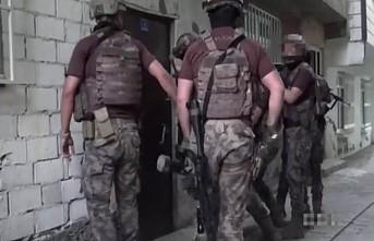 Diyarbakır'da son bir ayda 641 kilo esrar, 8 kilo metamfetamin ele geçirildi