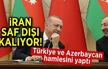 İran saf dışı kalıyor! Türkiye ve Azerbaycan hamlesini yaptı!
