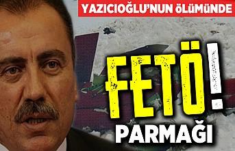 Muhsin Yazıcıoğlu'nun ölümünde FETö parmağı!