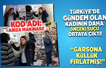 Türkiye'de gündem olan, kadının daha önceki, suçu ortaya çıktı!