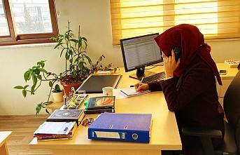 Büyükşehir'den OnlineDestek
