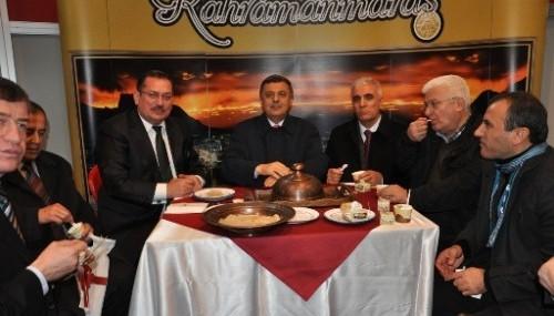 Kahramanmaraş - Trabzon kardeş şehir buluşması..