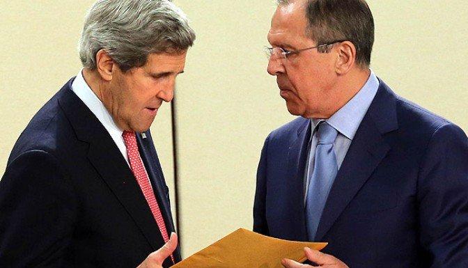 Rusya'nın planı Cenevre'de görüşülecek