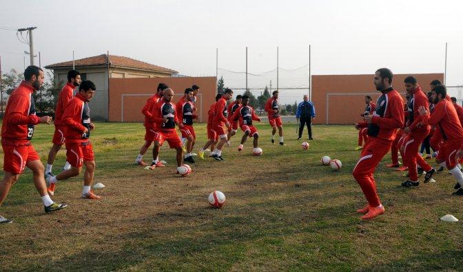 Kahramanmaraşspor'da Denizli hazırlıkları