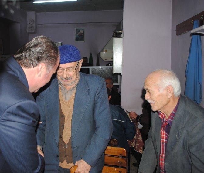 Çaylı, Divanlı ve Sakarya mahallelerinde