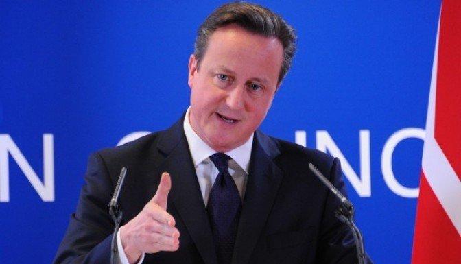 İngiltere'den İsrail'e destek