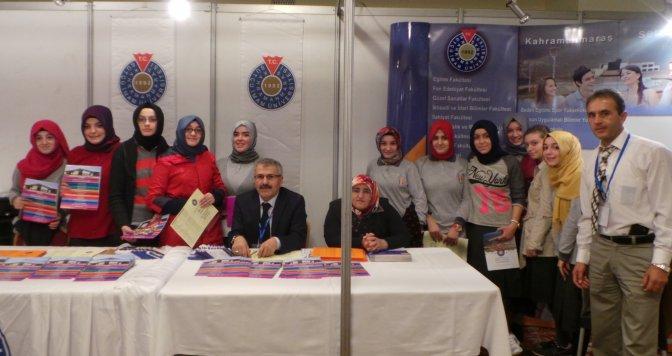 KSÜ, Trabzon'da İlgi Odağı Oldu!
