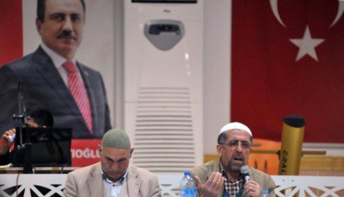 Muhsin Yazıcıoğlu, Antalya'da anıldı