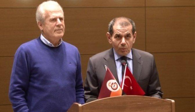 Galatasaray'ın yeni hocası Mustafa Denizli!