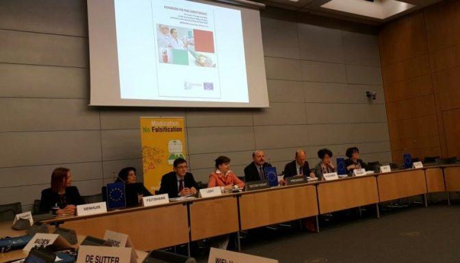 Milletvekili Çitil, Uluslararası toplantı için Fransa'da!