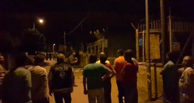 İzmir'de İlçe Emniyet Müdürlüğü'ne roketli saldırı!