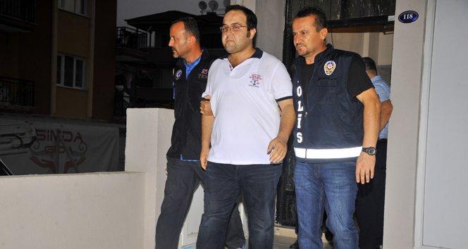 İzmir'de FETÖ operasyonu: 55 gözaltı!