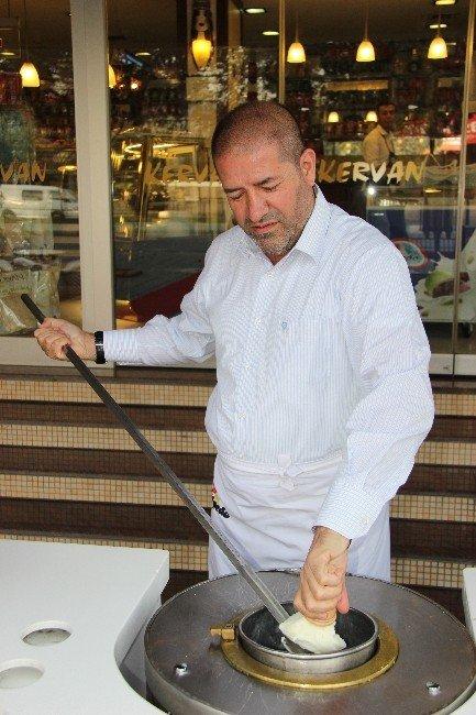 Alpedo Dondurma İran Pazarına Adım Attı