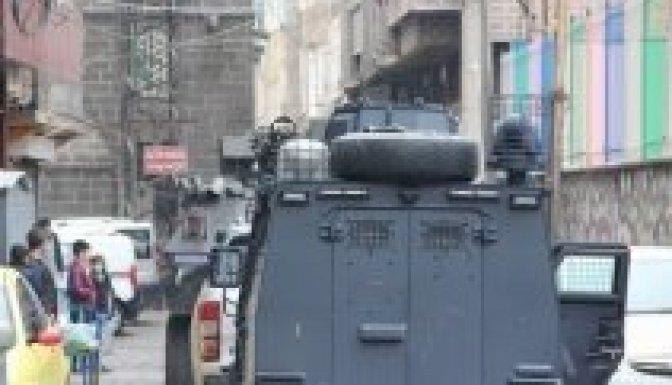 Diyarbakır'da eylem hazırlığındaki terörist yakalandı!