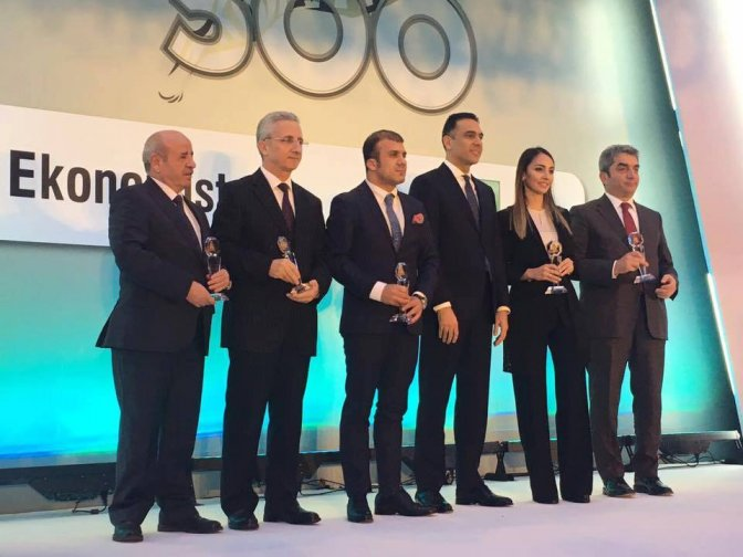 Anadolu 500'de Kipaş'a 4 Ödül Birden!