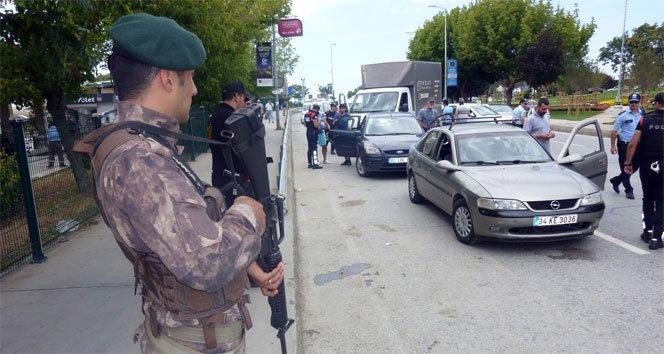 Polis, Anadolu Yakası'nı ablukaya aldı!