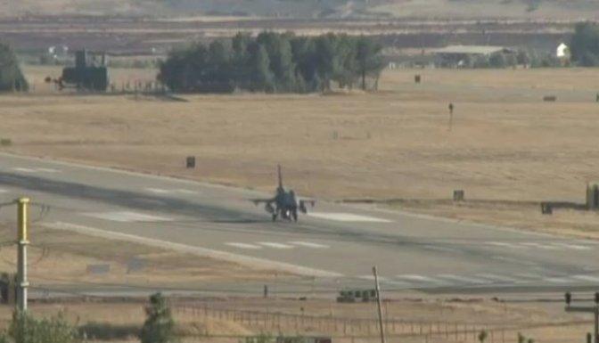 İzmir'de askeri eğitim uçağı düştü: 2 şehidimiz var