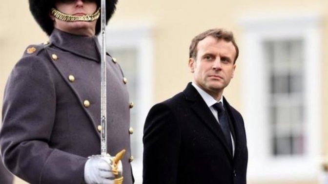 Fransa'dan YPG açıklaması!