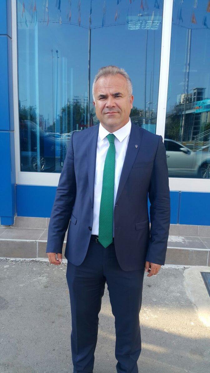 Kahramanmaraşlı Bakanlık Müfettişi  Antalya'dan aday adayı oldu