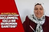 """Ak partili Öçal: """"Anadolu sermayesinin güçlenmesi, güçlü bir ekonominin işaretidir"""""""