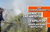 Hem Kahramanmaraş'ta Hemde Gaziantep'de yapılıyor!