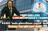 TBMM Düellosu Kahramanmaraş'a taşındı