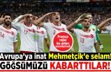 Avrupa'ya inat Mehmetçik'e selam!!! Göğsümüzü kabarttılar! Fransız rejisi bu anları yayınlamadı!