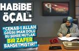 AK Parti Kahramanmaraş Milletvekili Habibe Öçal Kahramanmaraş'ın Kurtuluşu ile ilgili bir mesaj yayımladı!