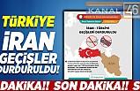 SON DAKİKA! Türkiye-İran sınırı kapatıldı!