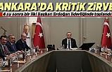 Ankara'da kritik toplantı! Başkan Erdoğan liderliğinde MGK toplandı