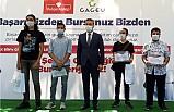 GAZİANTEP'TE YKS'DE İLK 5,000'E GİREN ÖĞRENCİLERE BURS