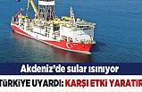Akdeniz de sular ısınıyor! Türkiye uyardı!