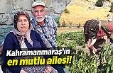Kahramanmaraş'ın en mutlu ailesi!
