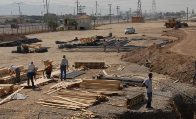 Yeni Otogar'ın inşaatına başlandı