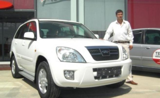 Çin otomobilleri Türkiye pazarında